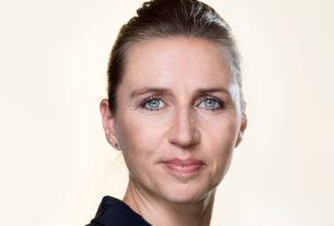 Mette Frederiksen. Foto: Steen Brogaard.