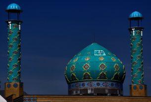 Imam Ali Moskéen på Vibevej i Københavns nordsvestkvarter. (Foto: Guillaume Baviere Licens: CC BY-SA 2.0)