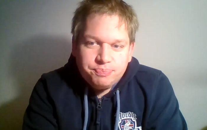 Rasmus Paludan (Screenshot/YouTube)